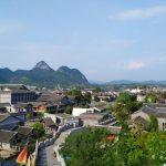 青岩古镇,一个建在山上的历史文化名镇,因屯兵而建的军事要塞